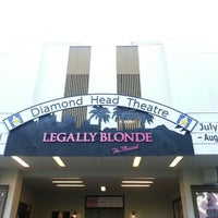 Photo taken at Diamond Head Theatre by Bonny G. on 7/20/2013