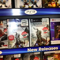 Photo taken at GameStop by Ernie A. on 12/29/2012
