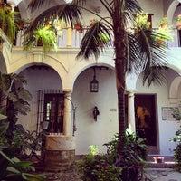 Photo taken at Museo de Artes y Costumbres Populares by Fabio L. on 8/6/2014