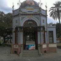 Photo taken at Parque San Telmo by Octavio C. on 10/3/2012