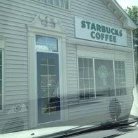 Photo taken at Starbucks by Greg R. on 8/16/2013