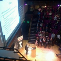 Photo taken at The Royal Institution by Andrew R. on 9/26/2012