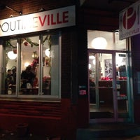 Photo taken at Poutineville by Aurelie G. on 12/30/2014