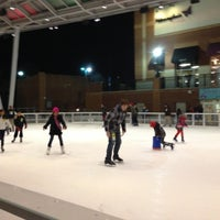 Photo taken at Silver Spring Ice Rink at Veterans Plaza by Govind N. on 12/24/2012