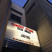 Photo taken at The Comedy Store by Steph K. on 2/23/2016
