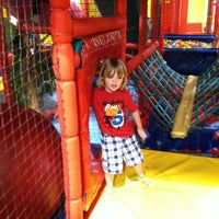 Photo taken at Jungle Rapids Family Fun Park by Brian R. on 4/13/2013