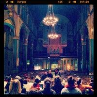 Photo taken at St. Michael's Church by Matt D. on 4/4/2014
