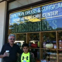 Photo taken at Junction Drugs And Surgical by Asbed B. on 9/15/2012