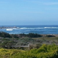 Photo taken at The Inn at Spanish Bay by Bill E. on 2/12/2013