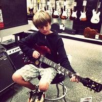 Photo taken at Sam Ash Music Stores by Ryan B. on 11/11/2012