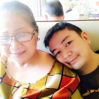 Photo taken at Sérye Café Filipino by Erwin C. on 5/18/2014
