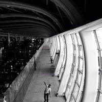 Photo taken at Chhatrapati Shivaji International Airport (BOM) by Prashant M. on 7/23/2013