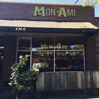 Photo taken at Mon Ami by stephanie o. on 3/31/2016