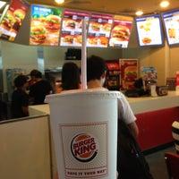 Photo taken at Burger King by Tao K. on 4/26/2013