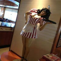 Photo taken at Ruby's Diner by Brian J. on 3/10/2013