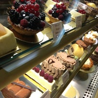 Photo taken at Pâtisserie Douce France by Tomio S. on 1/20/2013