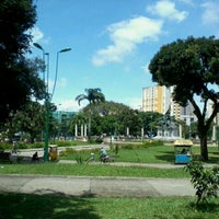 Photo taken at Praça da República by Gracielly C. on 4/7/2013