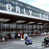 Photo taken at Aéroport de Paris-Orly (ORY) by Coşan G. on 1/14/2013