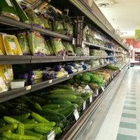 Photo taken at Hanahreum Mart (H Mart) by Dan P. on 12/5/2012