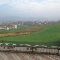 Photo taken at Villa La Bollina by Federica V. on 11/3/2013