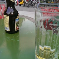 Photo taken at Piazza by Stefan S. on 6/26/2013