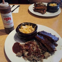 Photo taken at Big Earl's BBQ by Sam A. on 3/18/2013
