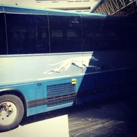 Photo taken at Greyhound Bus Lines by Todd H. on 5/6/2013