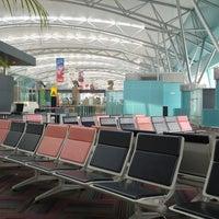 Photo taken at Soekarno-Hatta International Airport (CGK) by Arifandi I. on 7/17/2013