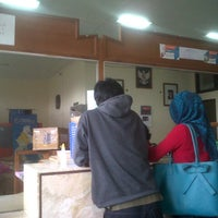 Photo taken at Kantor Pos Plemburan by Aji W. on 2/7/2013