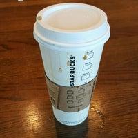 Photo taken at Starbucks by Ryan L. on 10/7/2015