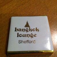 Photo taken at Bangkok Lounge by Emma G. on 4/26/2013