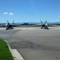 Photo taken at Centennial Airport (APA) by Mike B. on 6/9/2013