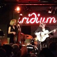 Photo taken at The Iridium by bri9ett on 7/23/2013