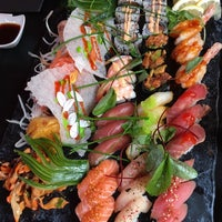 Photo taken at Raw Sushi & Grill by hannes l. on 7/13/2016