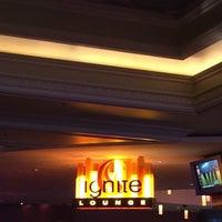 Photo taken at Ignite Lounge by Caroline K. on 12/16/2014