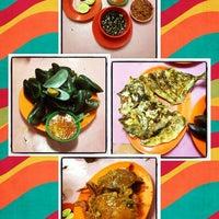 "Photo taken at Santiga Seafood ""Abeng"" Benhil by vennie m. on 11/10/2012"