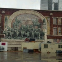 Photo taken at Sundance Square by Alice M. on 9/30/2012