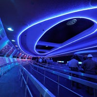 Photo taken at Space Mountain by Shawn B. on 7/12/2013