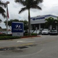 Photo taken at King Hyundai by Shawn B. on 7/10/2013