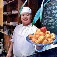 Photo taken at Sushi Tango by Tim A. on 1/3/2013