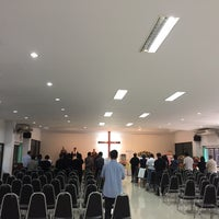 Photo taken at The First Church of Chiang Mai โบสถ์คริสตจักรที่ 1 เชียงใหม่ by Greeyaporn C. on 3/30/2016