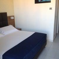 Photo taken at Aqua Hotel Rimini by Simone B. on 6/18/2015