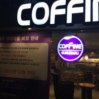 Photo taken at COFFINE GURUNARU by Kyung Seob P. on 12/28/2014
