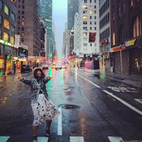 Photo taken at The Fitzpatrick Manhattan by Jennifer D. on 10/29/2012