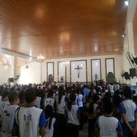 Photo taken at Igreja Matriz Nossa Senhora da Conceição by Eneudo A. on 8/23/2013
