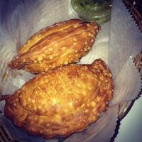 Photo taken at Lito's Empanadas by Nastasia on 12/13/2012