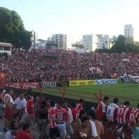 Photo taken at Clube Náutico Capibaribe by Argemiro L. on 3/31/2013