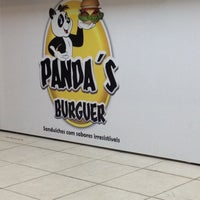 Photo taken at Panda's Burguer by Sérgio M. on 11/28/2012