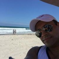 Photo taken at Pelican Beach Park by Alex G. on 5/28/2016