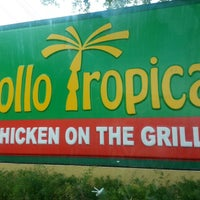 Photo taken at Pollo Tropical by Jennifer C. on 3/31/2013
